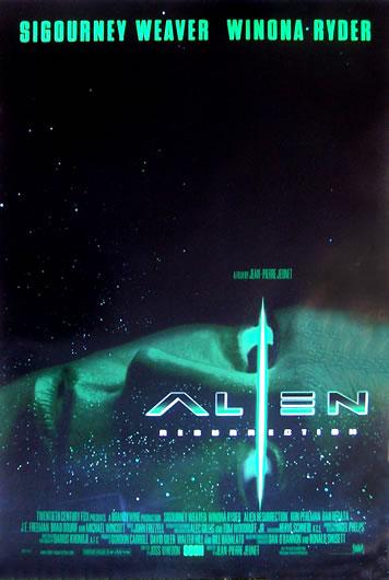 alien resurection def US 1 sheet_2
