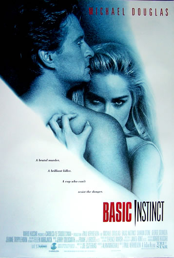 basic instinct US 1 sheet_2