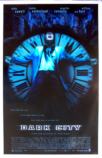 dark city US 1 sheet_2