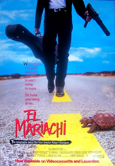 el mariachi US video 1 sheet_2