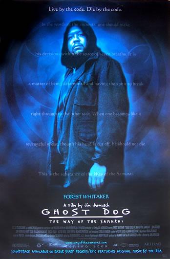 ghost dog US 1 sheet_2