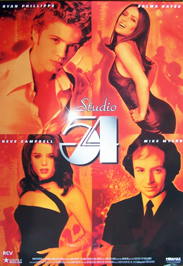 studio 54 US 1 sheet_2