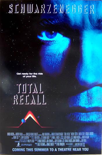 total recall US 1 sheet_2