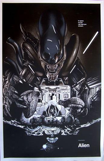 alien ansin serigraphie US_2
