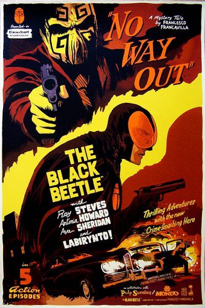 black beetle serigraphieok