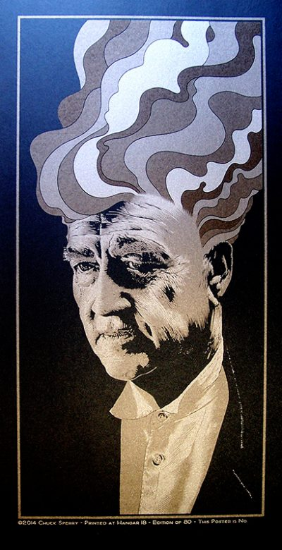 david lynch serigraphieok
