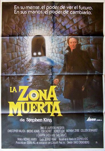 DEAD ZONE LA ZONA MUERTA