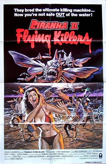 PIRANHA II : FLYING KILLERS