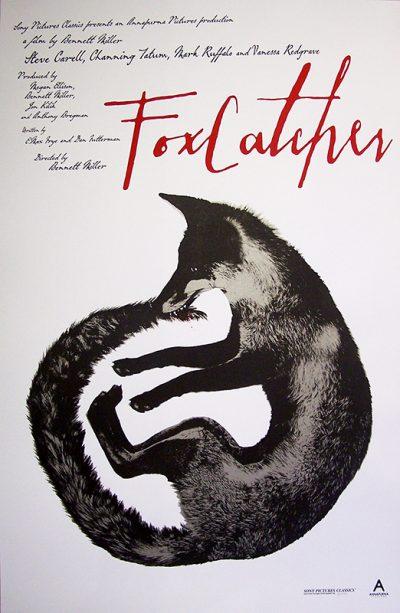 foxcatcher serigraphieok