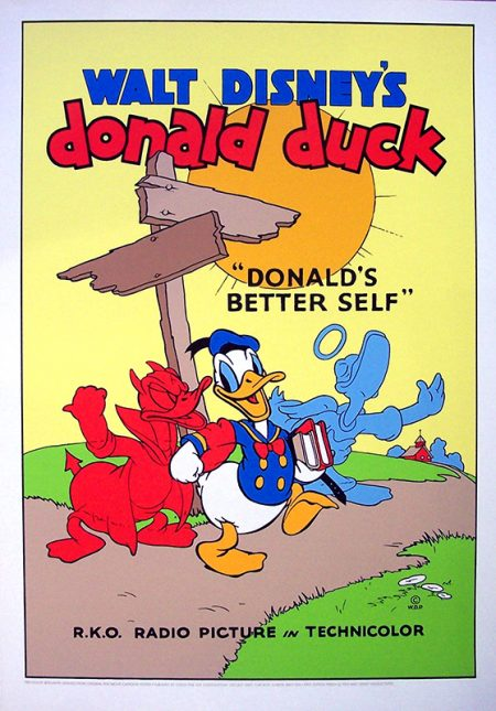 donalds better self serigraphieok