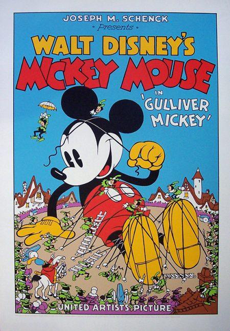gulliver mickey serigraphieok