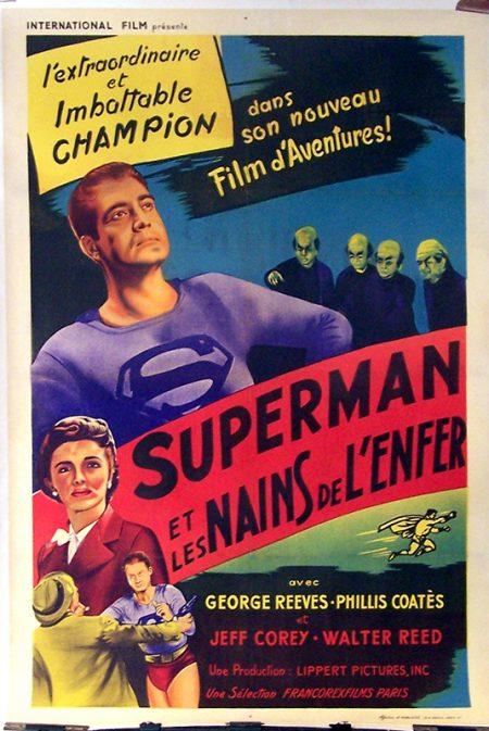 superman et les nains de l enfer 80x120ok
