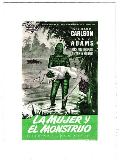 etrange creature du lac noir programe espagnolok