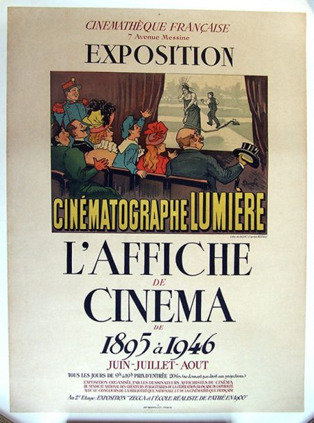 exposition affiche de cinemaok