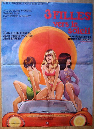 3 filles vers le soleil 60x80ok
