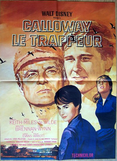 calloway le trappeur 60x80ok