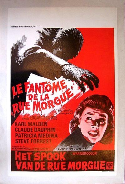 fantome de la rue morgue belgeok