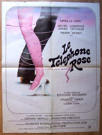 le telephone rose 60x80ok
