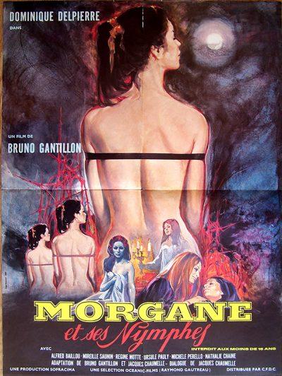 morgane et ses nymphes 60x80ok