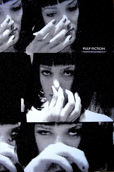 pulp fiction fan artok