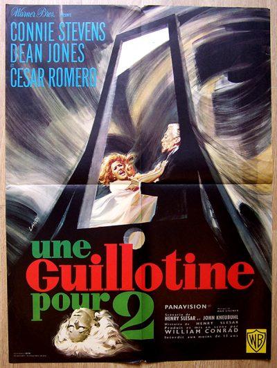 une guillotine pour 2 60x80ok