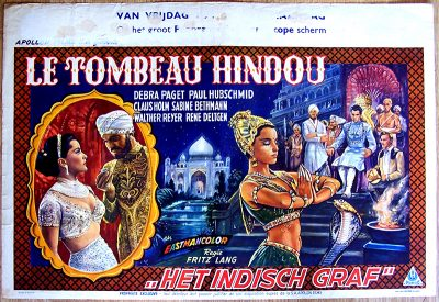 le tombeau hindou belgeok