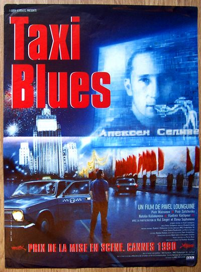 taxi blues 40x60ok