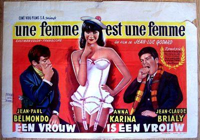 une femme est une femme belgeok