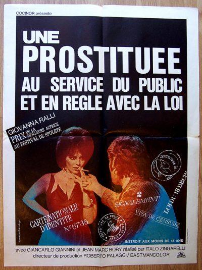 une prostituee au service 60x80ok