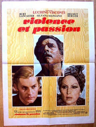 violence et passion 60x80ok
