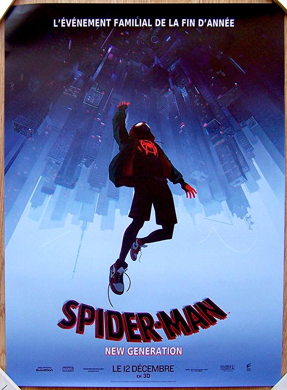 spiderman  new generation  cinéimages