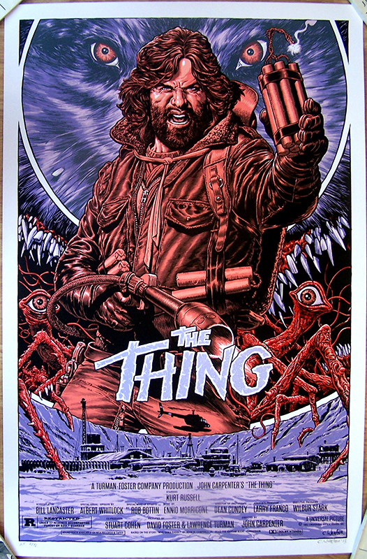 the-thing-​serigraphi​eok